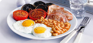 Full English Breakfast Recipes Slimming World