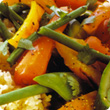 Summer vegetable couscous